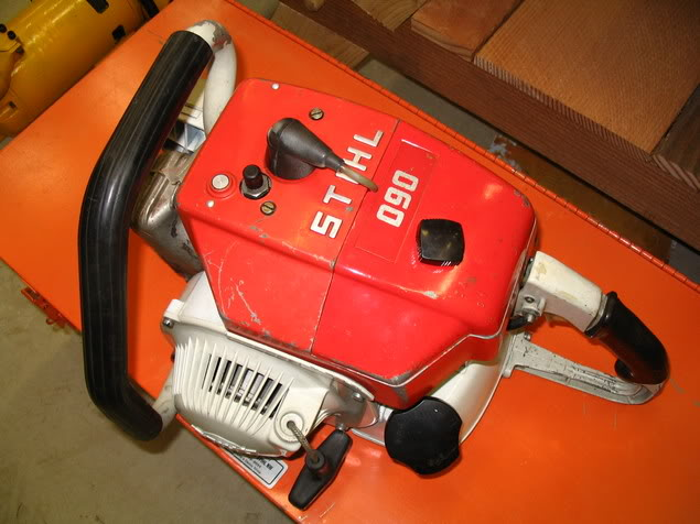 Need info on 10 cube Stihl 090 Barrel and piston - Chainsaw