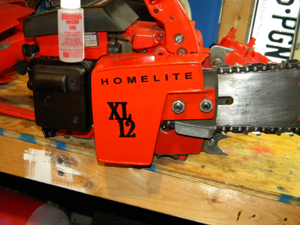 Homelite Xl 12 Manual