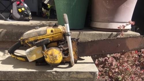 unknown Mcculloch ? - Chainsaw Collectors se