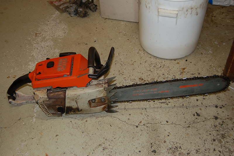 Stihl 050AV, 050Super - Chainsaw Collectors se