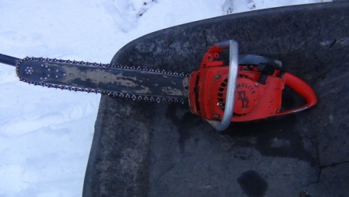 My saw collection - Chainsaw Collectors se