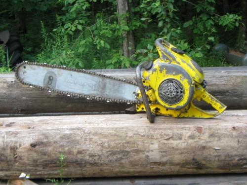 McCULLOCH SAW - Chainsaw Collectors se